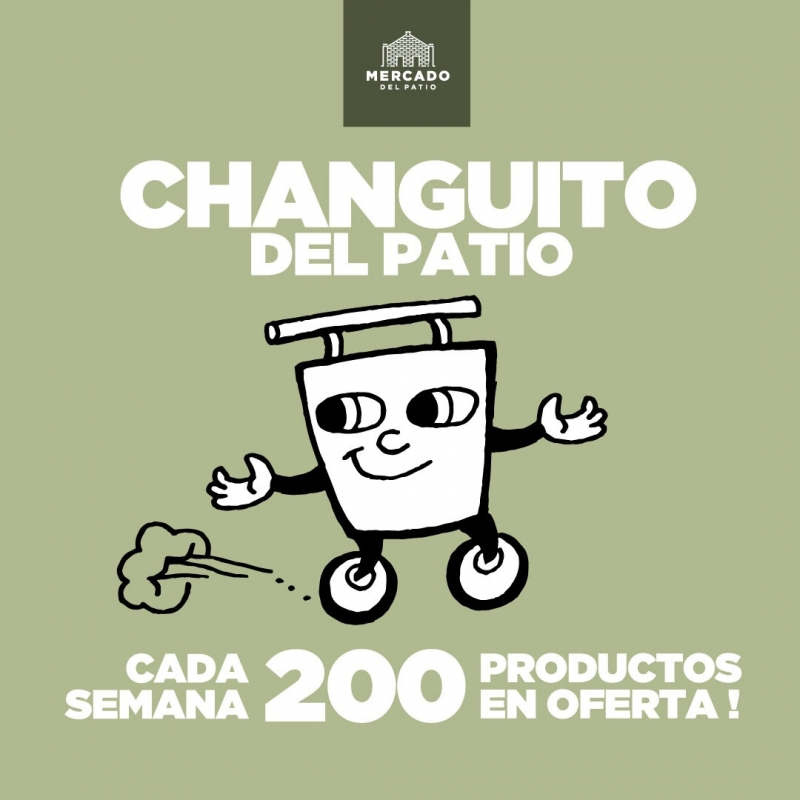 CHANGUITO DEL PATIO